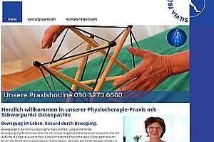 Physiotherapie Fruehwald Berlin